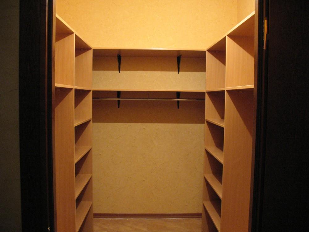 Сделай сам своими руками гардеробная комната 754